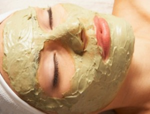 rosacea remedy green tea face mask