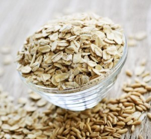 porridge oats for healthy skin