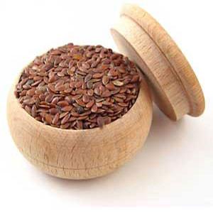 skin healthy foods flaxseed