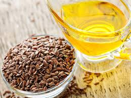 flaxseed oil hyperpigmenation natural treatment