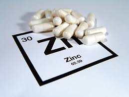 zinc in pcos and acne supplements
